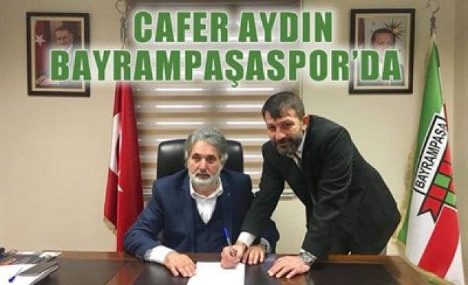 CAFER AYDIN BAYRAMPAŞASPOR'DA