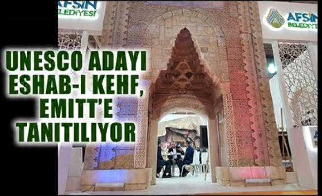 UNESCO ADAYI ESHAB-I KEHF, EMITT'E TANITILIYOR