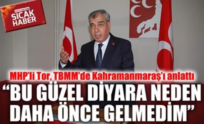 'BU GÜZEL DİYARA NEDEN DAHA ÖNCE GELMEDİM'