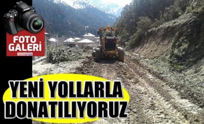 YENİ YOLLARLA DONATILIYORUZ