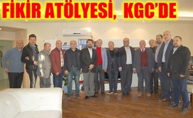 FİKİR ATÖLYESİ, KGC'DE