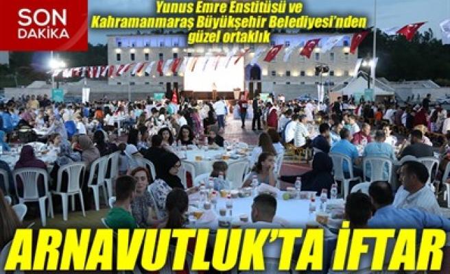 ARNAVUTLUK'TA İFTAR