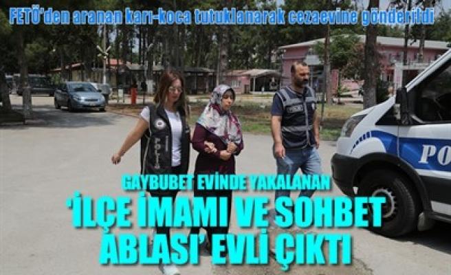 GAYBUBET EVİNDE YAKALANAN 'İLÇE İMAMI VE SOHBET ABLASI' EVLİ ÇIKTI