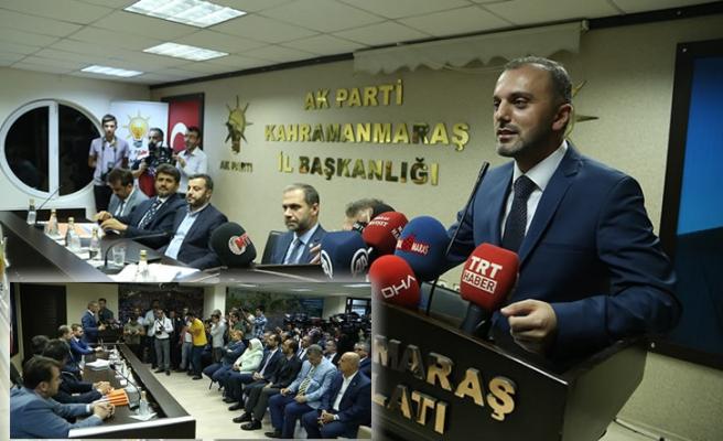 'TÜRKİYE'NİN HER YERİNDE AK PARTİ'