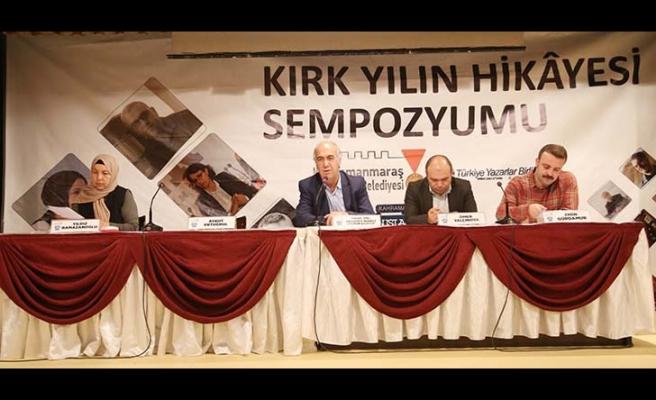 'KIRK YILIN HİKAYESİ SEMPOZYUMU'