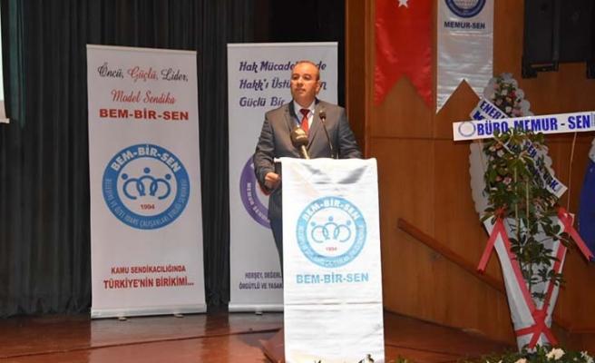 BEM-BİR-SEN'DE KAHVECİ 'YENİDEN'
