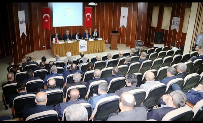 KMTSO MECLİSİ 5. TOPLANTISI KSÜ'DE
