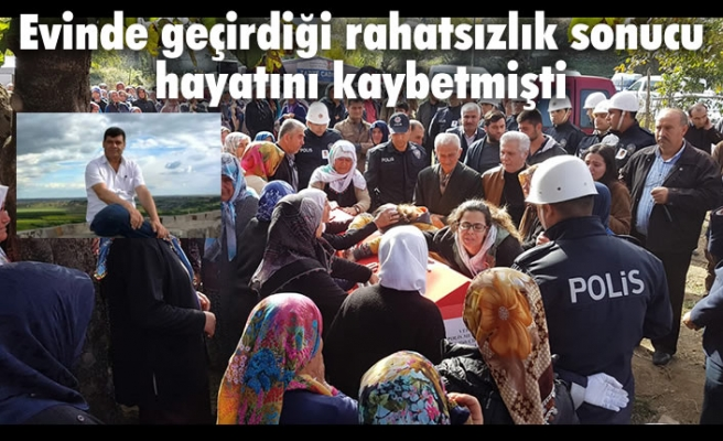 ANDIRINLI POLİS, TOPRAĞA VERİLDİ!