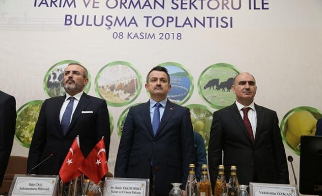 """TARIM SAVUNMADAN DAHA ÖNEMLİ"""