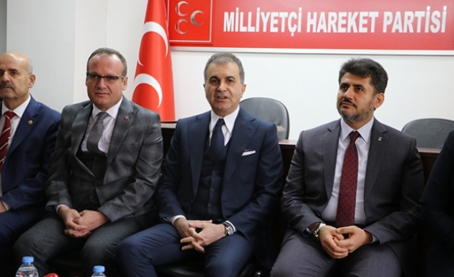 """""""31 MART GECESİ İTTİFAKIMIZIN ZAFERİNİ BERABER KUTLAYACAĞIZ"""""""