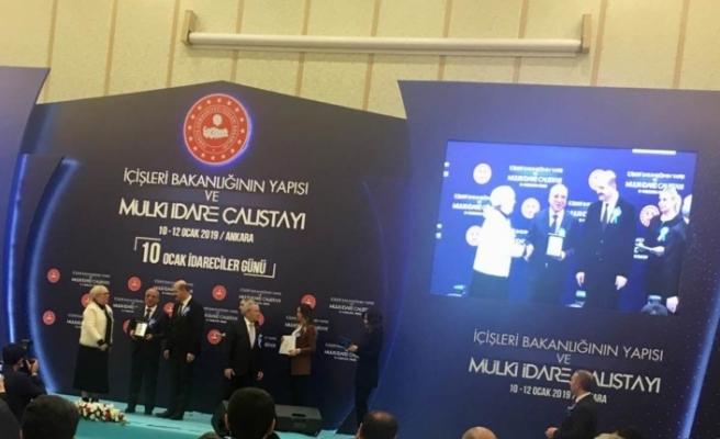CELALETTİN TÜFEKÇİ ÖDÜLÜ, KAHRAMANMARAŞ'A..