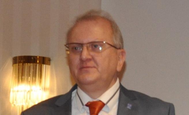 Kahramanmaraş'ta SMMMO'ya yeni başkan: ATİLLA SARIYILDIZ