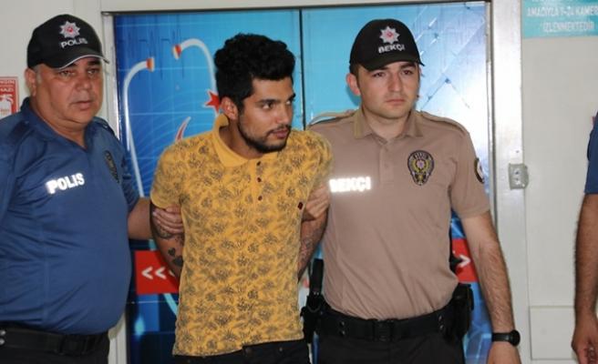 10 yıl hapis cezasıyla aranan firariyi mahalle bekçileri yakaladı