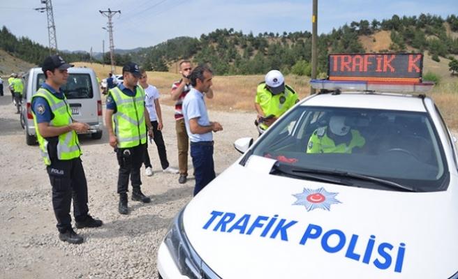 Trafik cezaları havadan yağdı!