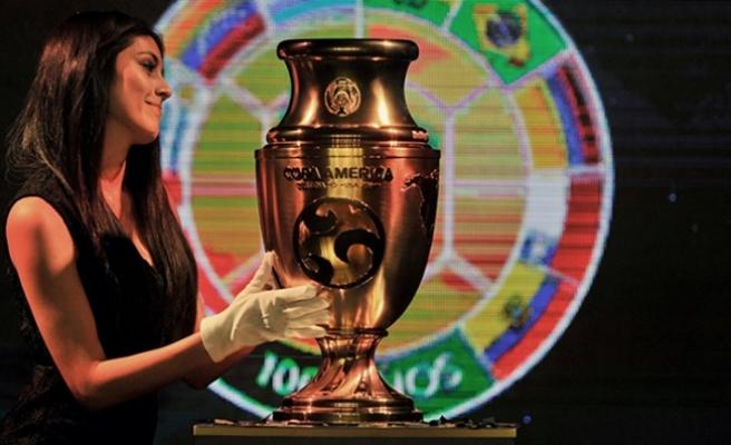 Kupa Amerika'da final: Brezilya-Peru