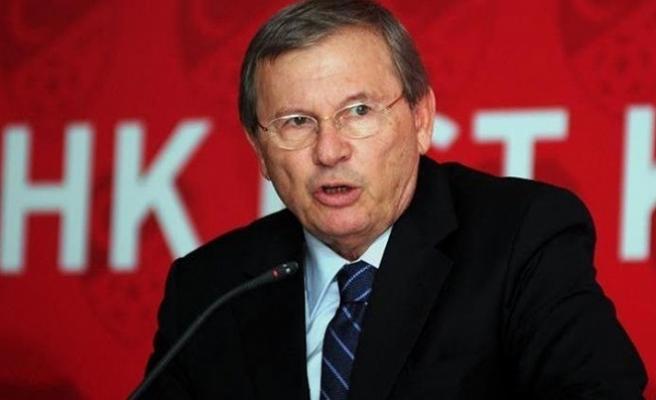 MHK'ya yeni başkan: Zekeriya Alp