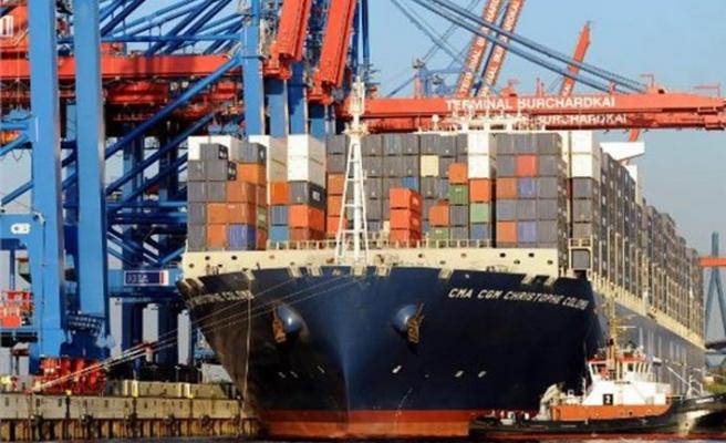 İhracat yüzde 7,9 arttı, ithalat yüzde 8,5 azaldı