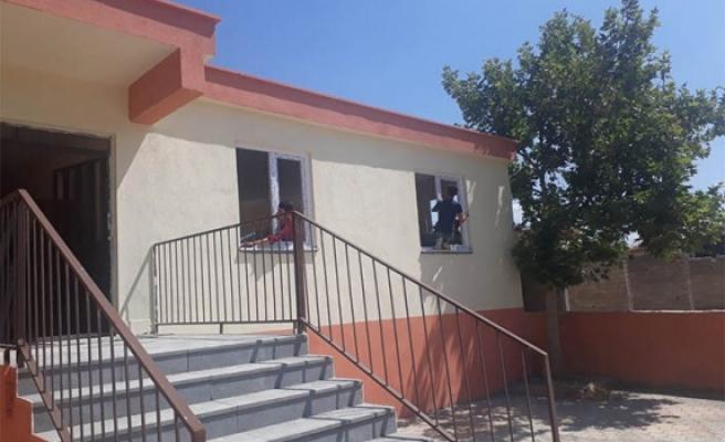 Pazarcık Yumaklıcerit'e taziye evi yapılıyor