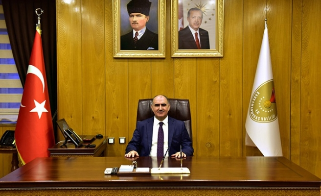 Vali Vahdettin Özkan: Geleceğe daha da güvenle bakıyoruz