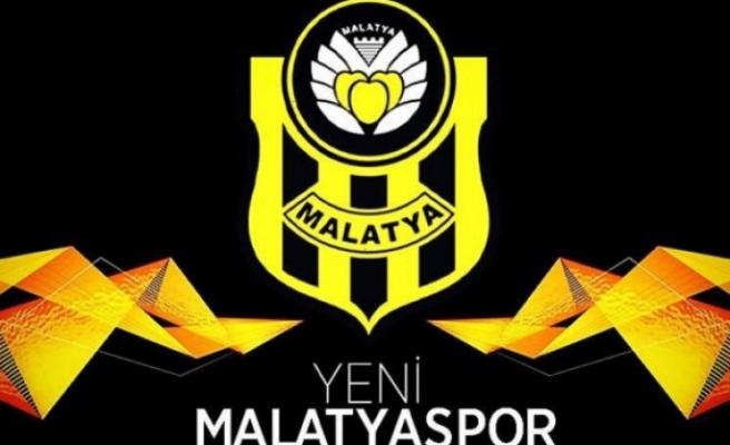 Yeni Malatyaspor Avrupa'ya 'galibiyet'le veda etti