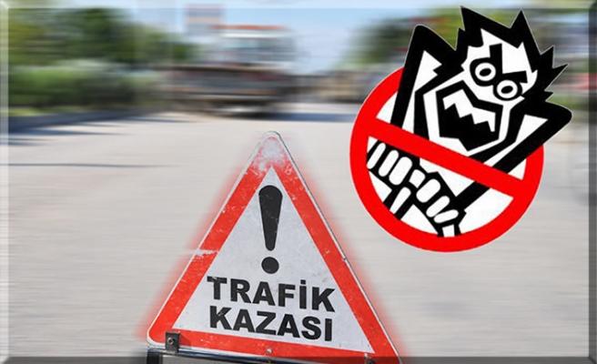 8 ayda yollarda 271 bin trafik kazası yaşandı, bin 644 kişi öldü