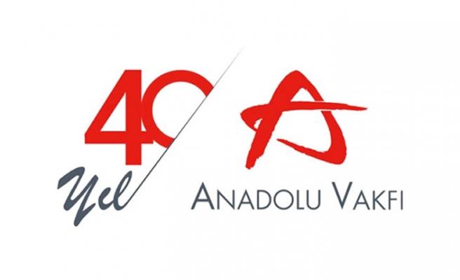 Anadolu Vakfı, gençlere destek vermeye devam ediyor