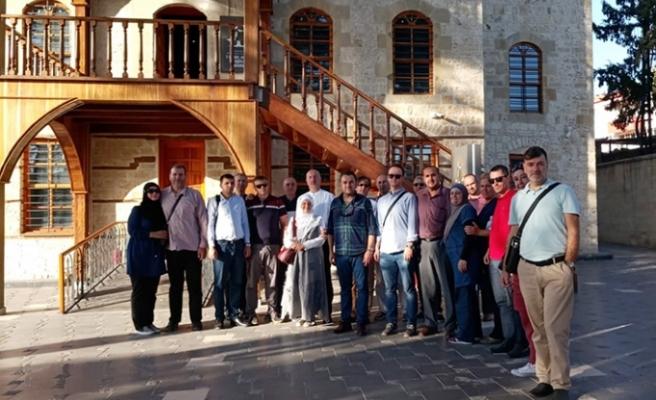 Bosna Hersekliler, Yedi Güzel Adam Müzesini beğendiler