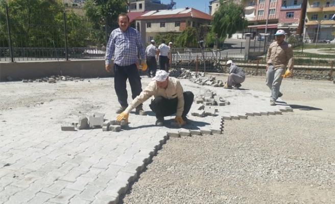 Büyükşehir 'Çağlayancerit' düzenlemesinde!