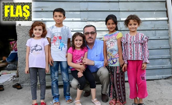 """Büyüşehir'den """"çocuklara en güzel hediye"""""""