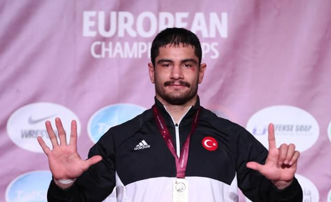 Taha Akgül: Hedefim dünya şampiyonluğu