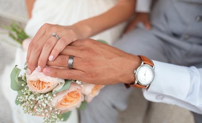 Yıllara göre evlenme ve boşanma sayıları belli oldu