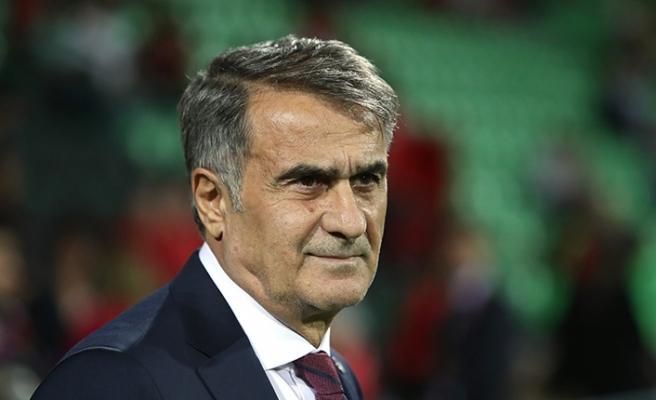 """""""Yolumuza devam ediyoruz. EURO 2020ye gitmek istiyoruz"""""""