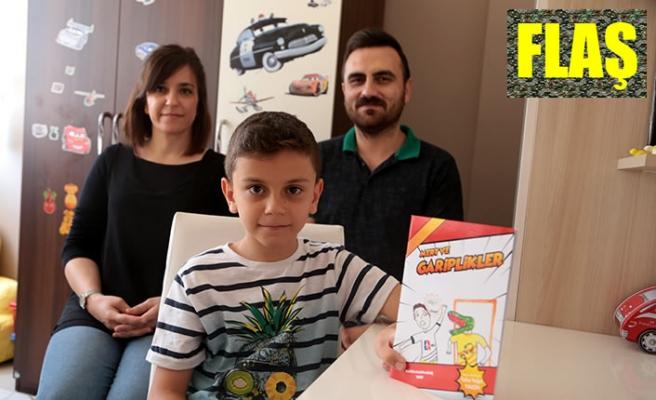 Çocuk yazardan ikinci hikaye kitabı