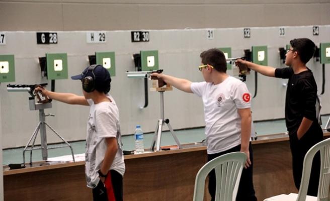 Havalı Silahlar Federasyon Kupasında rekor!