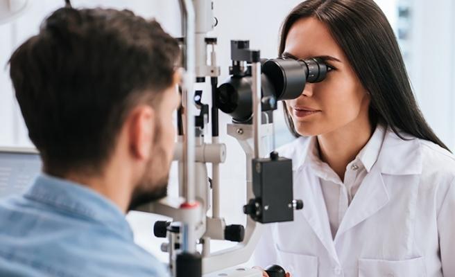Yılda bir göz muayenesi ile göz sağlığınızı koruyun
