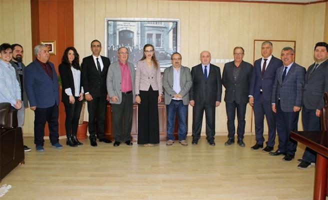 Erasmus+ Proje Toplantısı, Kahramanmaraş'ta yapıldı