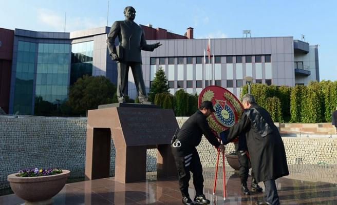 KSÜ, Atatürk'ü andı