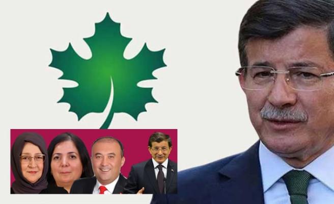 Davutoğlu'na 3 Kahramanmaraşlı