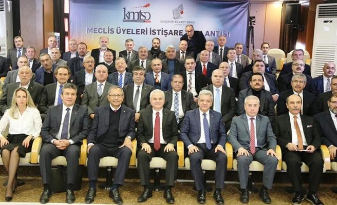 KMTSO ve ETO işbirliği için bir araya geldi