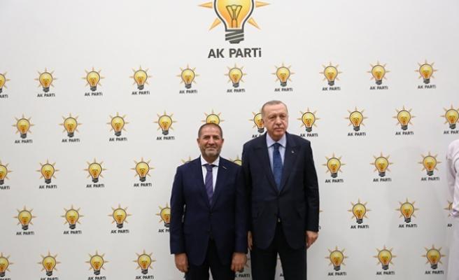 Mutfağımız Cumhurbaşkanı Erdoğan'ın beğenisine sunuldu