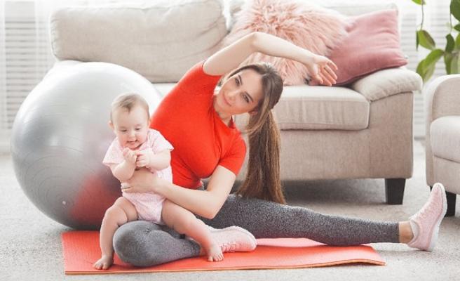 Doğum sonrası vücudun hızla toparlanması için ne yapmalısınız?
