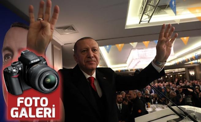 Cumhurbaşkanı ziyaretinden fotoğraflar…