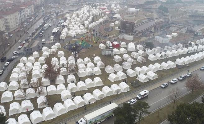 Depremzedeler için 96 milyon liranın üzerinde yardım toplandı