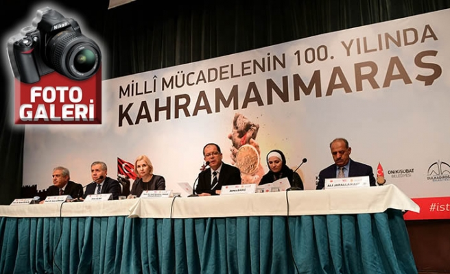 """""""Emperyalizme Karşı Direniş"""" Paneli yapıldı"""