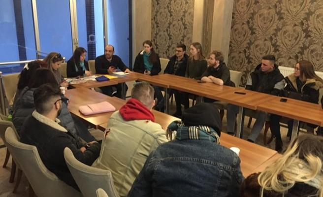 Erasmus Gençlik Hareketliliği, Kahramanmaraş'ı hareketlendirecek