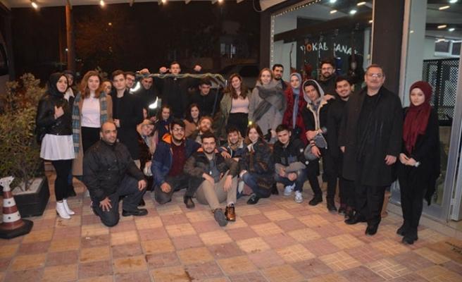 Erasmus Plus Projesi ile Kahramanmaraş'ı tanıdılar