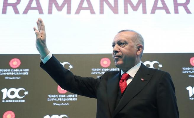 Erdoğan, Kuruluşumuzun 100. Yılında ne söyledi?