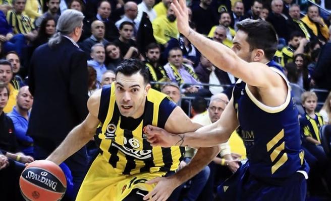 Fenerbahçe, Madrid'e farklı yenildi: 65-94