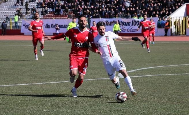 Kahramanmaraşspor, Vanspor'u da geçti: 1-0