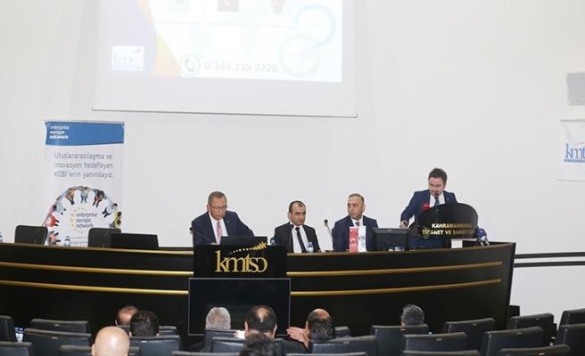 KMTSO şubat ayı olağan meclis toplantısı yapıldı